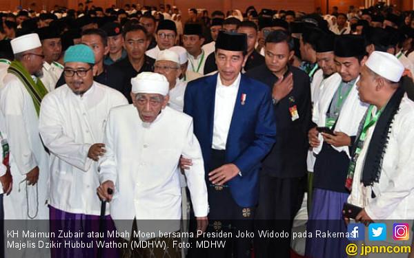 Jokowi Jadi Tokoh Muslim Dunia, Modal Penting untuk Pilpres - JPNN.COM