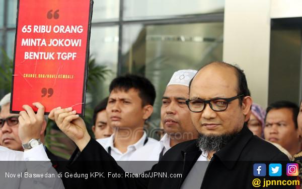 Jelang Ultah, Kasus Novel Baswedan Masih Buram - JPNN.com
