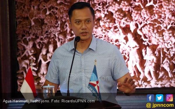 Bertemu Jokowi, AHY Sampaikan Pesan SBY - JPNN.com