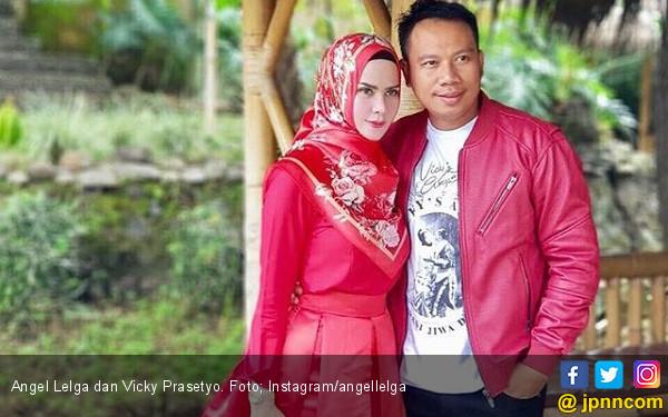 Angel Lelga Berselingkuh, Vicky Prasetyo Mantap Bercerai - JPNN.COM