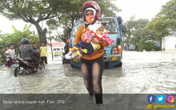 Masuk Musim Hujan, Polres Metro Bekasi Kota Siap Siaga - JPNN.COM