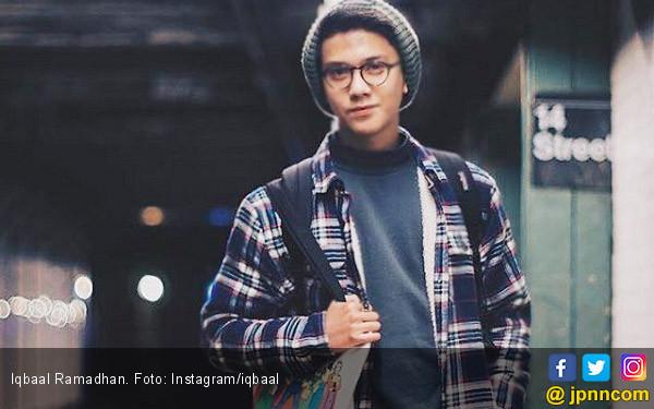 Iqbaal Ramadhan Utamakan Pendidikan Ketimbang Akting - JPNN.COM