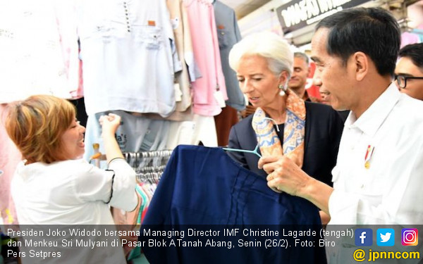 Acara IMF di Bali Kok Habiskan Dana Rp 1 Triliun? - JPNN.com