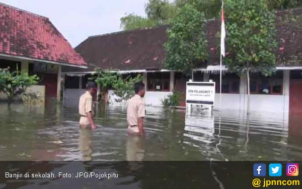 Tujuh Desa Terendam Banjir - JPNN.COM