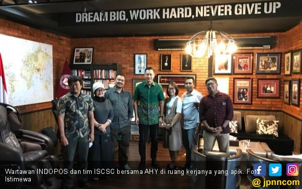 Agus Harimurti Yudhoyono Menikmati Masa-masa Sekarang Ini - JPNN.COM