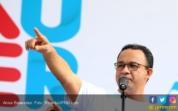 Anies - AHY Berpeluang Menyalip Elektabilitas Jokowi - JPNN.COM