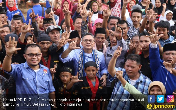 Zulhasan: Setop Impor Beras, Biarkan Petani Nikmati Panen - JPNN.COM
