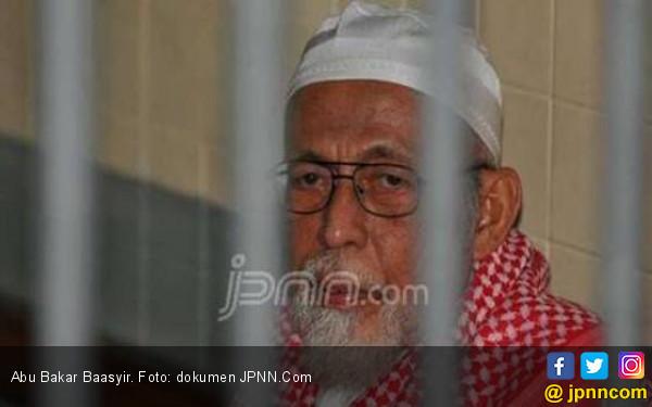 Giliran Dewan Bali Sebut Abu Bakar Baasyir Tak Layak Bebas - JPNN.com