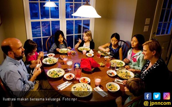 Manfaat Makan Tepat Waktu dan Teratur