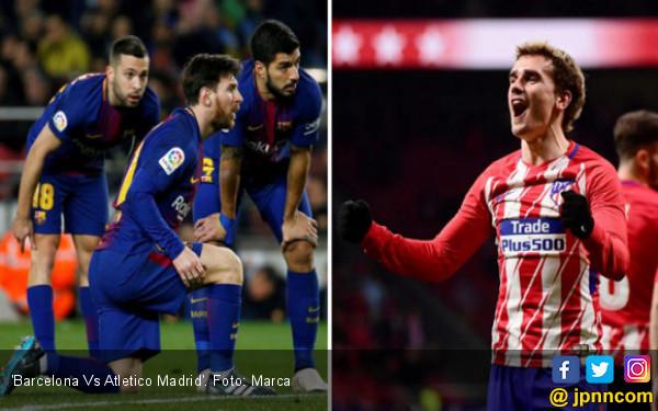 Ditahan Las Palmas, Barcelona Cuma Beda 5 Poin dari Atletico - JPNN.com
