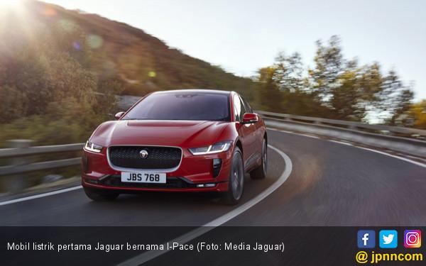 Jaguar I-Pace Tidak mau Terburu-buru Mengaspal ke Indonesia - JPNN.COM