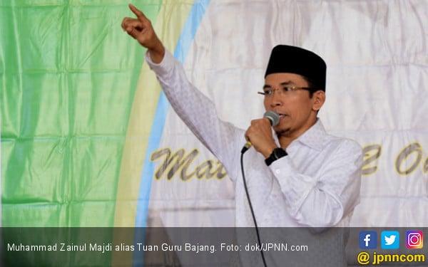Pesan TGB untuk Umat Islam Jelang Pemilu 2019 - JPNN.COM