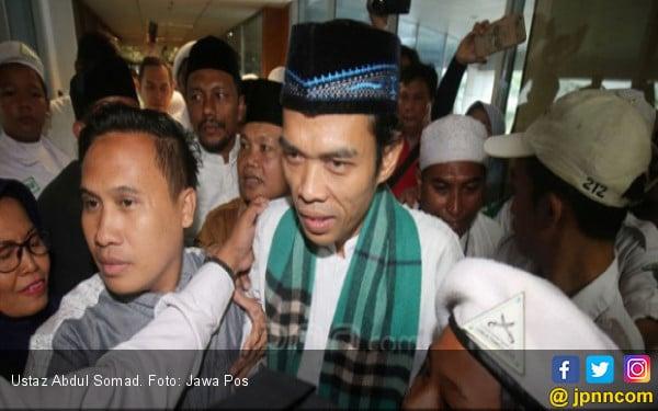 Ustaz Abdul Somad Minta Polisi Pidanakan Penyebar Videonya