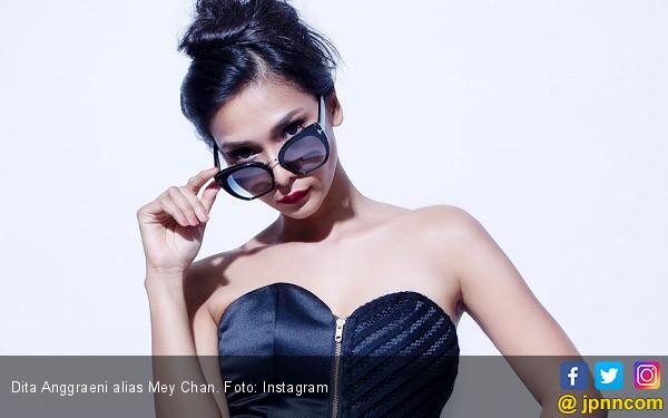 Eksis Bernyanyi Lagi, Mey Chan Pilih Pakai Nama Asli - JPNN.COM
