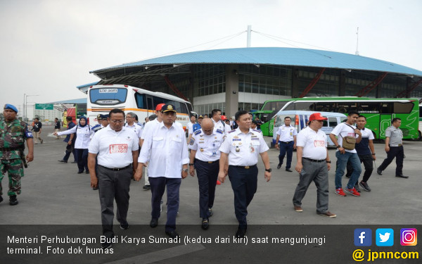 Menhub Bakal Ajak Presiden ke Bandara Gatot Subroto - JPNN.COM