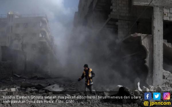 Assad Sukses Bebaskan Separo Ghouta - JPNN.COM