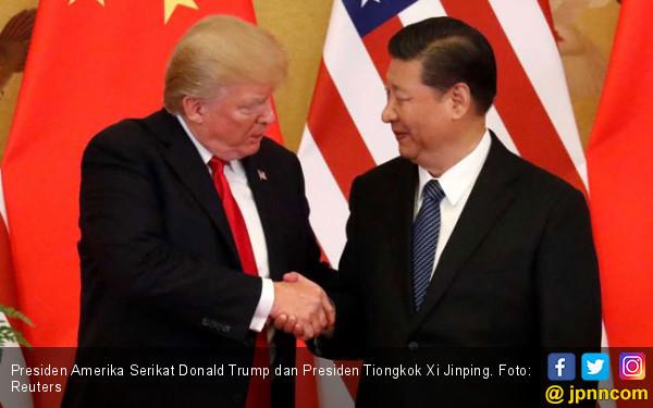 Donald Trump Kena COVID, Presiden Xi Jinping Cuma Kirim Pesan Singkat - JPNN.com