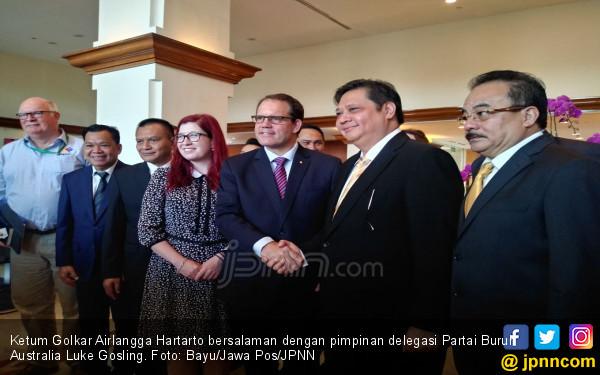 Australia Apresiasi Demokrasi dan Pancasila Indonesia - JPNN.COM