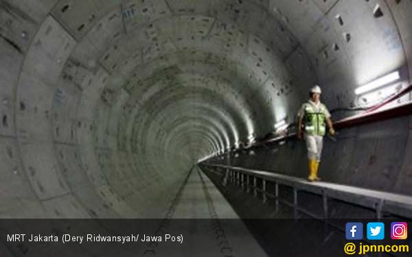 Maret 2019, MRT Jakarta - Lebak Bulus Siap Beroperasi - JPNN.COM