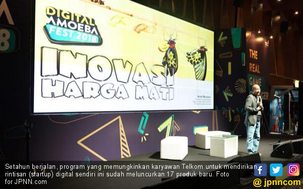 17 Aplikasi Inovasi Digital Amoeba - JPNN.COM
