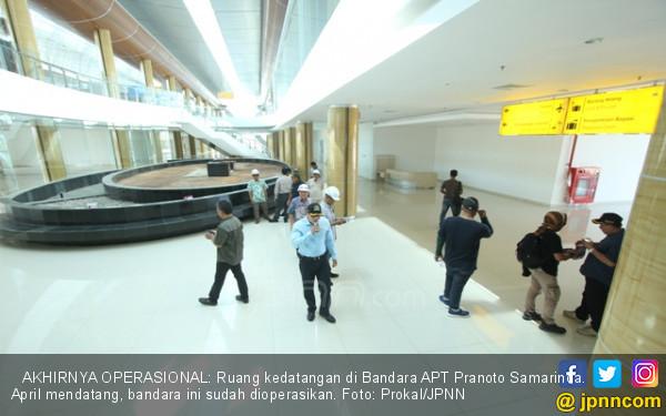 Bandara APT Pranoto Bakal Dikelola Angkasa Pura I - JPNN.COM