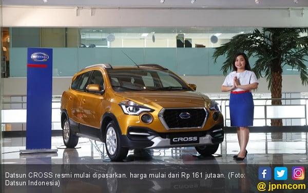 Harga Datsun CROSS Dilepas Mulai Rp 161 Jutaan, Turun? - JPNN.com