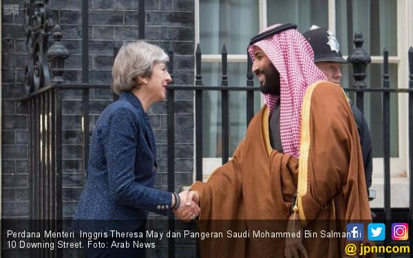 Inggris dan Saudi Jalin Kerja Sama Senilai 90 Miliar Dolar - JPNN.COM