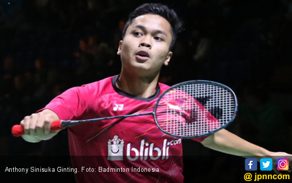 Ginting dan Fajar / Rian Gagal Tembus Semifinal Japan Open - JPNN.COM