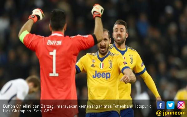 Pembuktian Trio Gaek Juventus di Tahun Penentuan - JPNN.COM