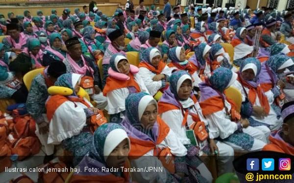 Alhamdulillah, Sudah Terbit 65.913 Visa Calon Jemaah Haji - JPNN.COM