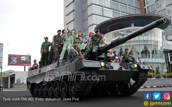 Mabes TNI Investigasi Tenggelamnya Kapal Alutsista - JPNN.com