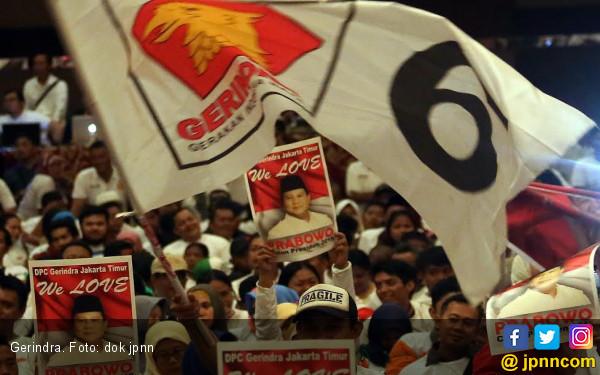 Kubu Sebelah Saling Berebut Suara dengan Gerindra - JPNN.COM