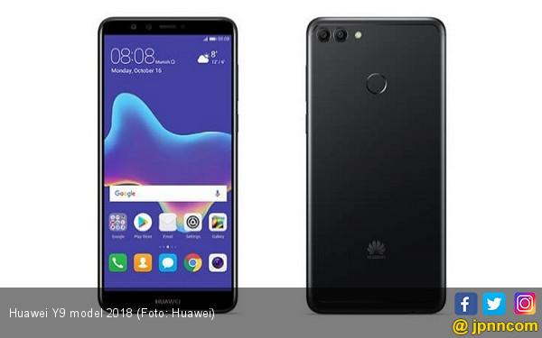 3 Keunggulan Huawei Y9 2018 dari Model Mate 10 Lite - JPNN.COM