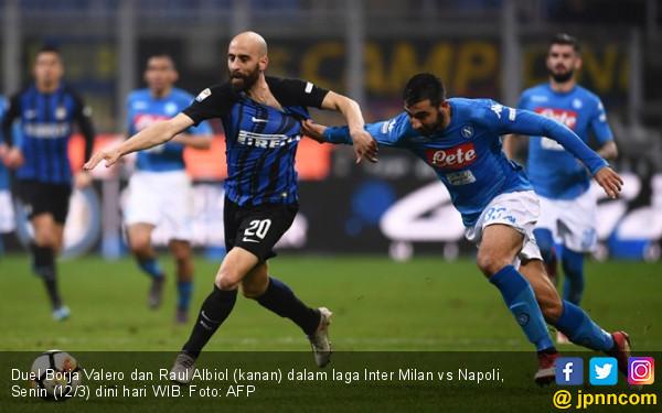 Ditahan Inter Milan, Napoli Gagal Salip Juventus - JPNN.COM