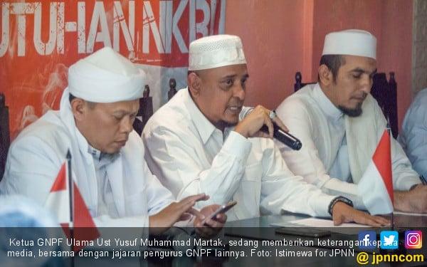 Ijtima Ulama II Sepakat Dukung Prabowo-Sandiaga - JPNN.COM