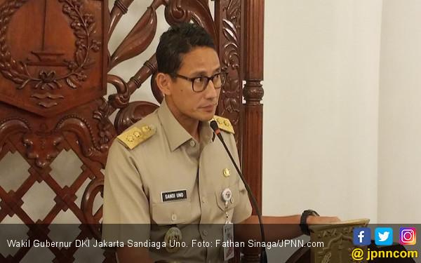 Duh, Sandi Tak Kompak dengan Anak Buah soal DP Nol Rupiah - JPNN.COM
