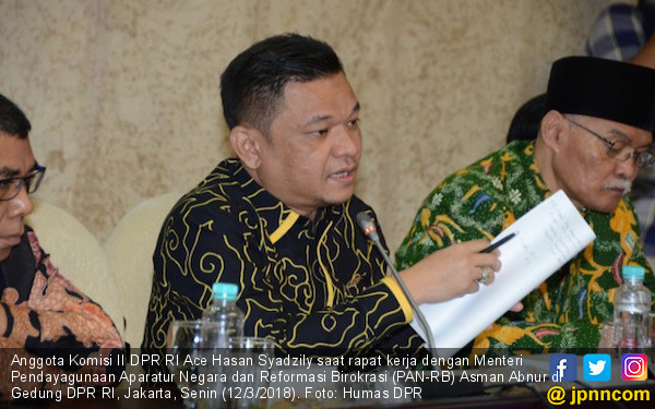 Legislator Pertanyakan Roadmap Kepegawaian Nasional - JPNN.COM