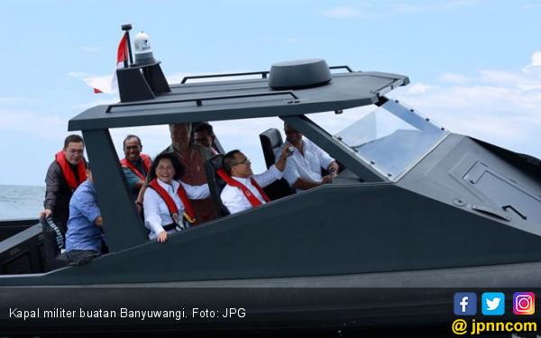 Tujuh Kapal Militer Buatan Banyuwangi Dibeli Rusia - JPNN.COM