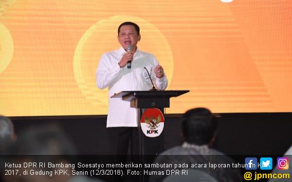 Ketua DPR Ajak KPK Mengkaji Sistem Pilkada - JPNN.COM