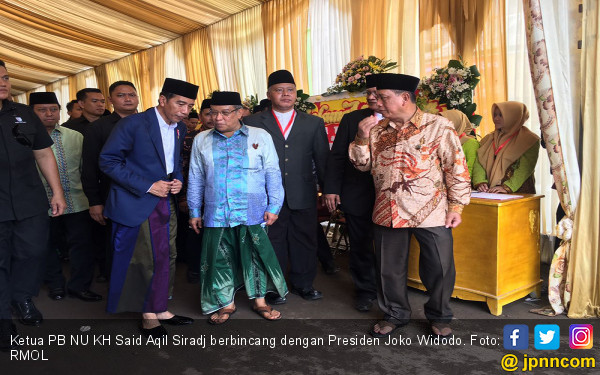 Gandeng Said Aqil, Jokowi Bakal Sempurna di Pilpres - JPNN.COM