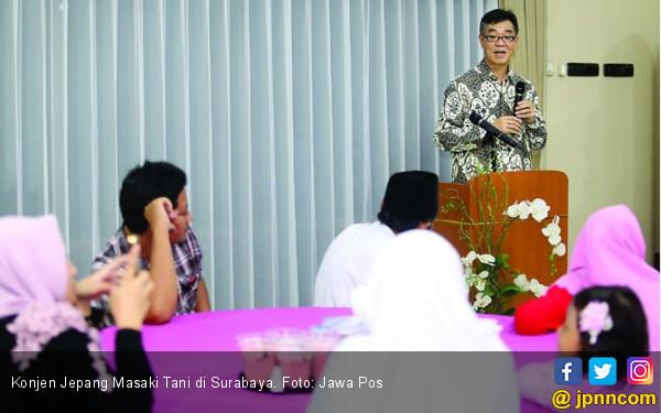Konjen Jepang Kucurkan Rp 3,2 Miliar untuk Kota Surabaya - JPNN.COM