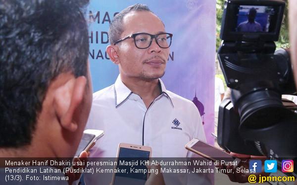 Ingat, Kemnaker Tak Pernah Bikin Undian Berhadiah Bagi PMI - JPNN.COM