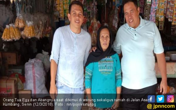 Egy Maulana Ternyata dari Keluarga Sederhana di Medan - JPNN.COM