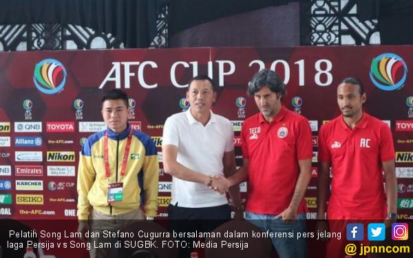 Misi Kudeta Puncak Klasemen, Persija Harus Tumbangkan SLNA - JPNN.COM