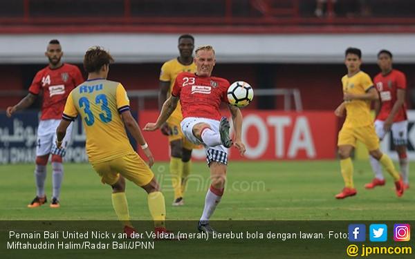 AFC Cup 2018: Imbang di Vietnam, Bali United Terancam - JPNN.COM