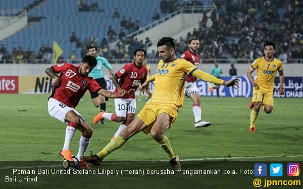 AFC Cup 2018: Bali United Bawa Pulang 1 Angka dari Vietnam - JPNN.COM