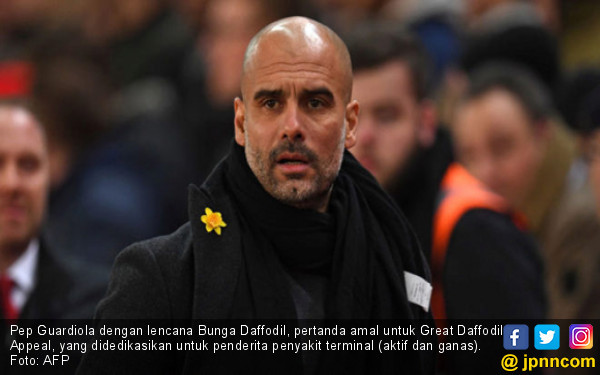 Fan Minta City Pastikan Gelar Premier League Saat Lawan MU - JPNN.COM