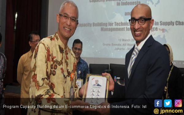 Indonesia dan Singapura Berbagi Keahlian e-Commerce Logistic - JPNN.COM