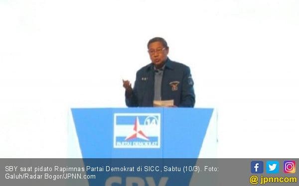 Ingat Ya, Masalah Honorer K2 itu Warisan Zaman SBY - JPNN.COM