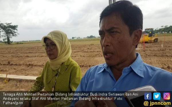 Teknologi Ini Bisa Bangunkan LahanTidur di Indonesia - JPNN.COM